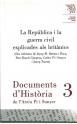 3. La República i la guerra civil explicades als britànics