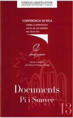 13. Conferencia de Riga sobre la democracia local en los albores del siglo XXI