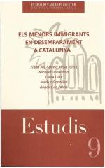 9. Els menors immigrants en desamparament a Catalunya