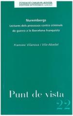 22. Nurembergs. Lectures dels processos contra criminals de guerra a la Barcelona franquista