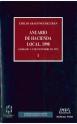 Anuario de Hacienda Local. 1998 (2 vols.)