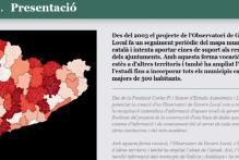 Convocatoria de becas de colaboración en apoyo a la investigación para el Observatorio de Gobierno Local de la Fundació Carles Pi i Sunyer