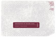 Disponibles los municipios de ejemplo del último informe del Observatorio